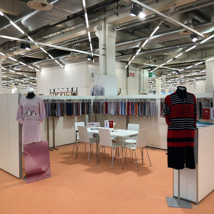 Munich Fabric Start Fair 2019