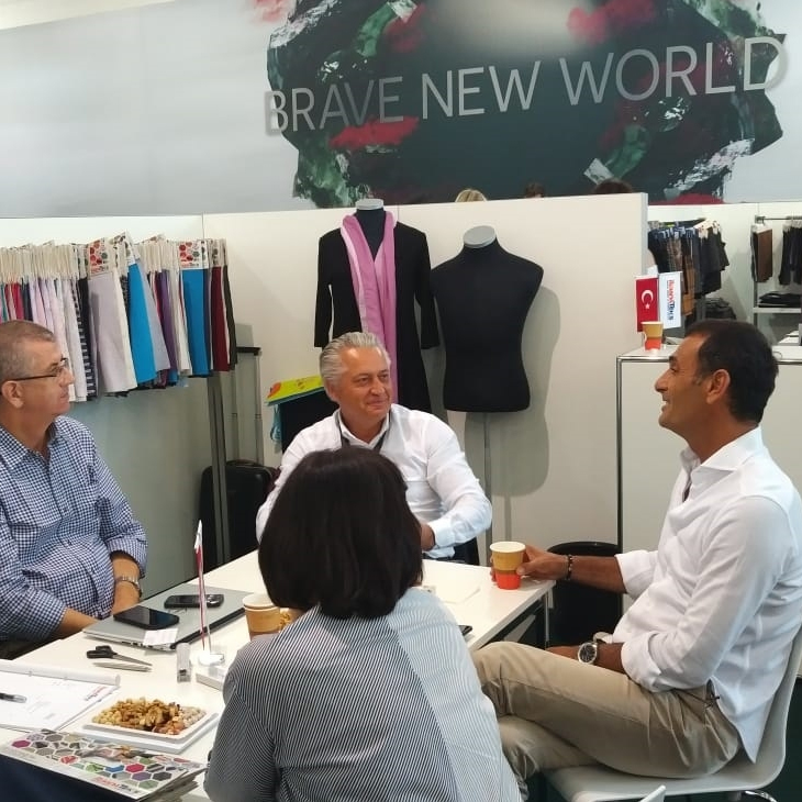 Munich Fabric Start Fair 2018